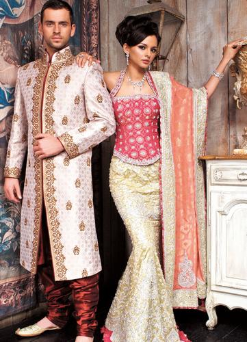 Indian Bridal Dresses 2013-14 | Traditional Bridal ...