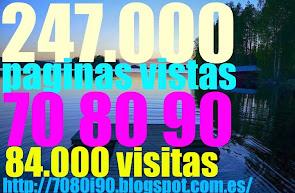 84.000 VISITAS