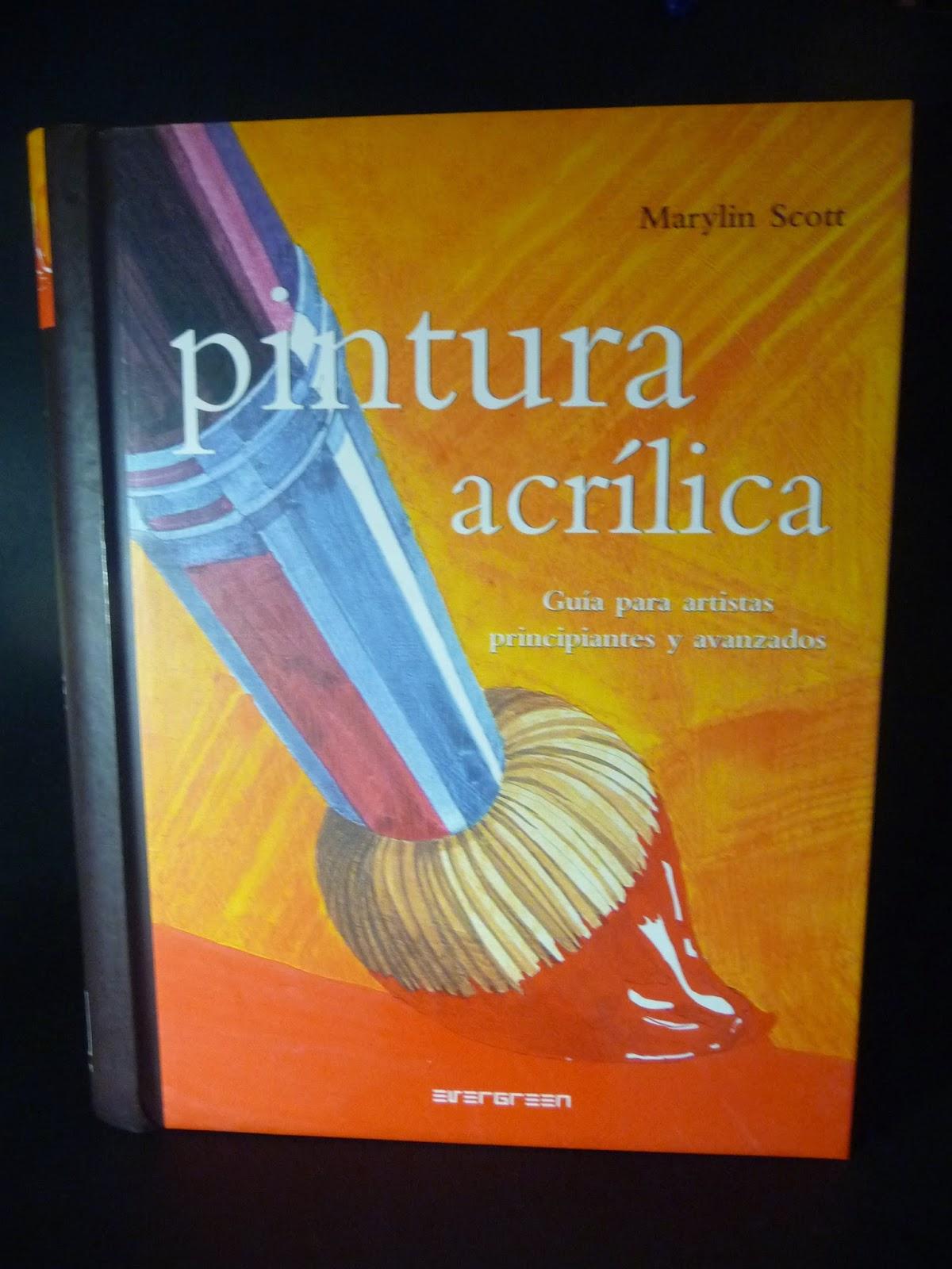 Kpg models buen libro para aprender a pintar con acr licos - Aprender a pintar ...