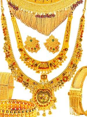 gold jewelery:
