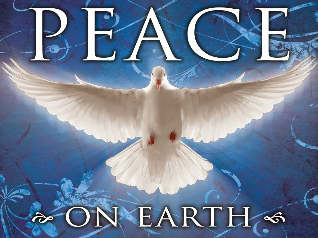 peace on earth Directed by hugh harman with mel blanc, the hollywood choir boys two baby squirrels ask grandpa to explain what men are when he comes in singing peace on earth, goodwill to men grandpa tells the story of man's last war.