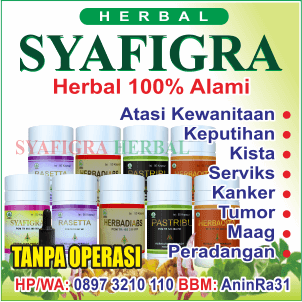 Admin Herbal Syafigra