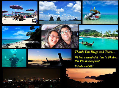 Season's Greetings and wishes for a Wonderful New Year to Easy Day Thailand