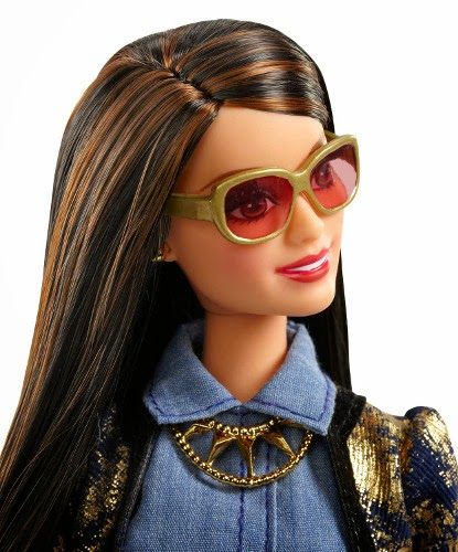 JUGUETES - BARBIE Style   Muñeca Raquelle | Fashionista | Deluxe  Producto Oficial 2014 | Mattel CBD29 | A partir de 5 años