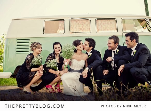 photo nikki meyer - Location Combi Volkswagen Mariage