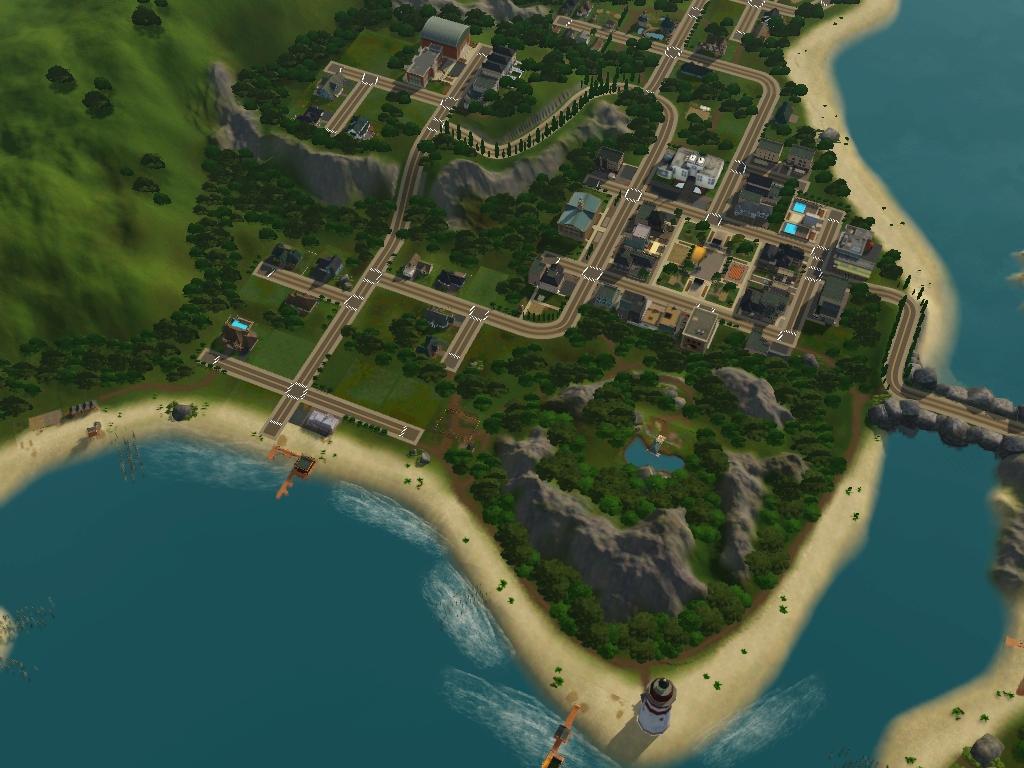 My Sims 3 Blog Meadow Glen V3 By My Sim Realty