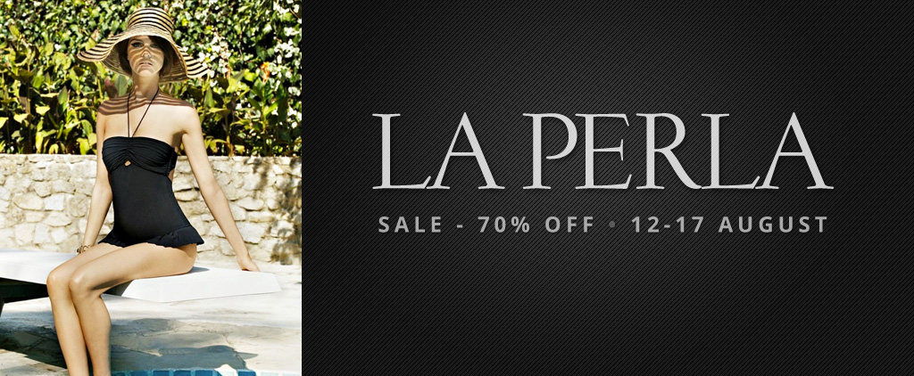 La Perla Coupon & Promo Codes Shop on blogdumbwebcs.tk Shop on La Perla with coupons and enjoy big savings. Steps are quite easy to do. You just need to choose one of these 39 La Perla coupons in December or select today's best coupon Up To 40% Off Spring - Summer Sale, then go visit La Perla and use the coupon codes you choose when you are ready to make the payment.
