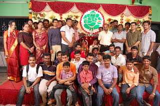 SCS Team Bharani Marriage