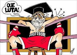 PROFESSORES NA LUTA...