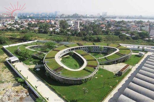 Trường học xanh nhất Việt Nam được lên báo nước ngoài
