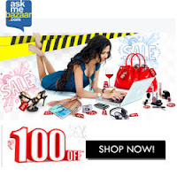 Ask Me Bazaar Coupons 30% off, Rs.200 off on Rs.799, Rs.499 on Rs.1799, Rs.349 on Rs.999