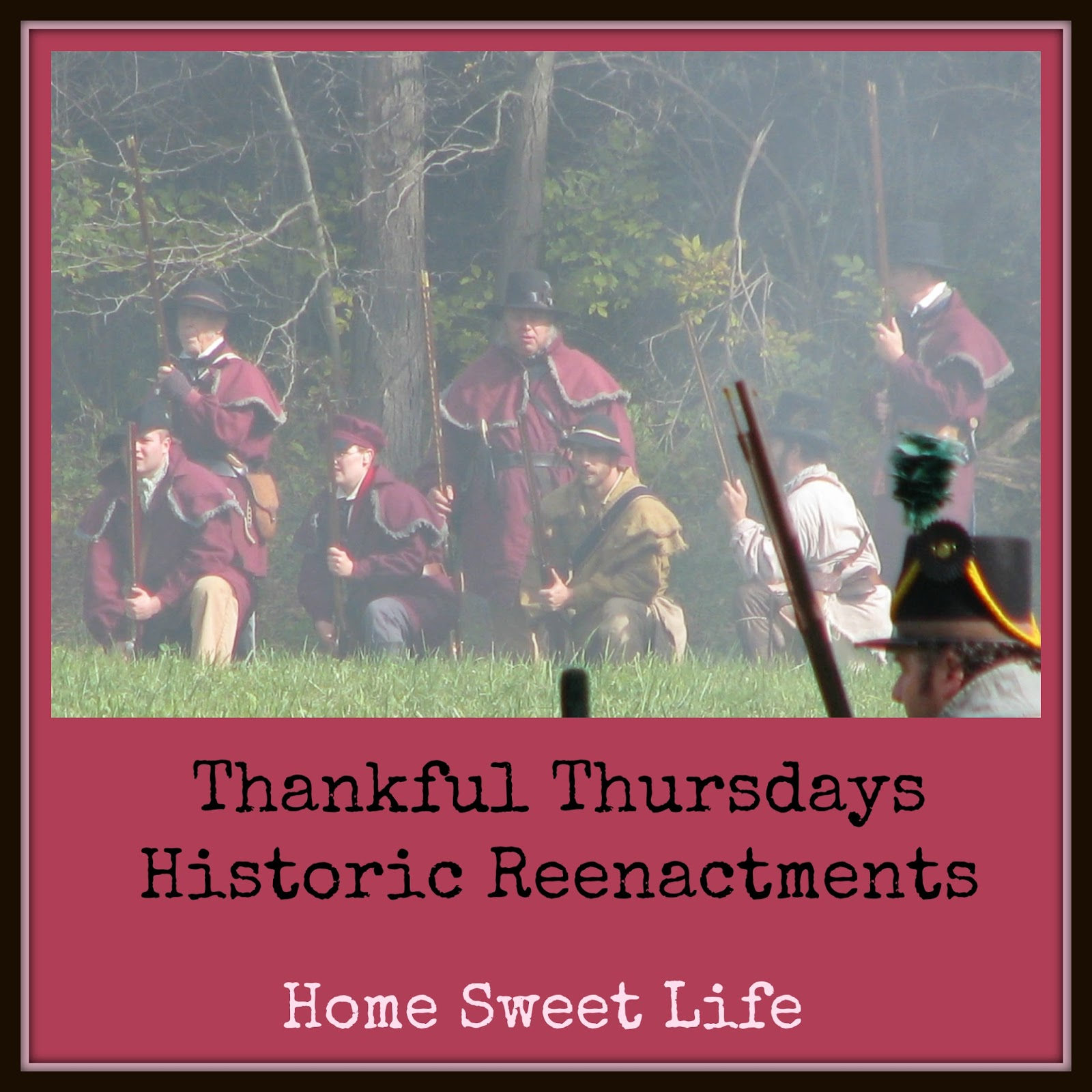 historic reenactments, conner prairie, mississinewa 1812
