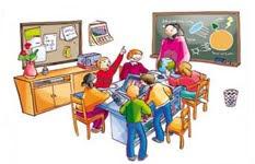 Responsables de la clase en el tercer trimestre