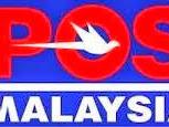 Temuduga Terbuka Terkini 2015 di POS Malaysia Berhad