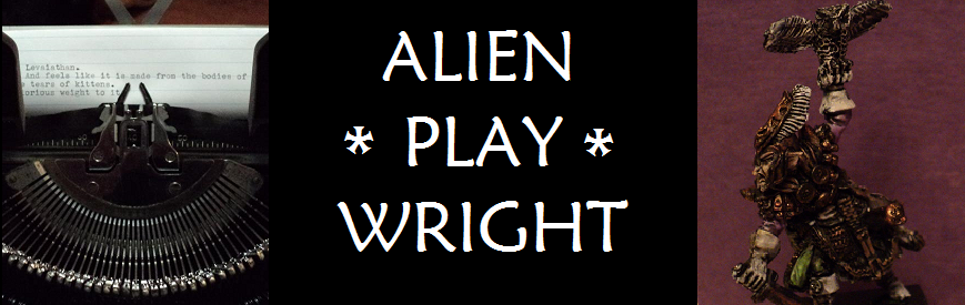 Alien Play Wright