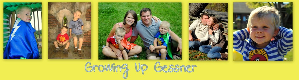 Growing Up Gessner