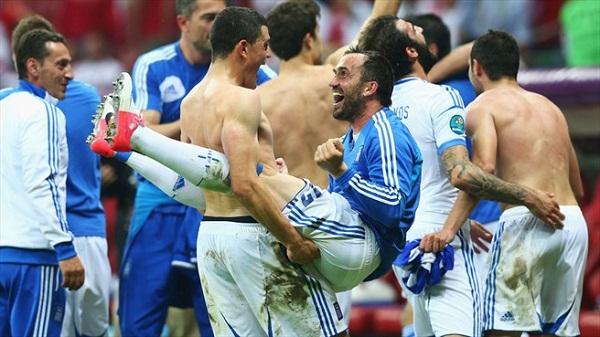 Yunani vs Rusia