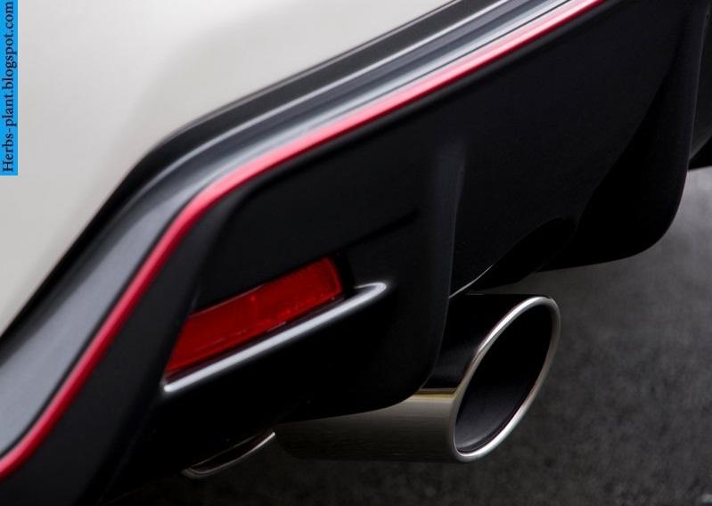 Nissan juke car 2013 exhaust - صور شكمان سيارة نيسان جوك 2013