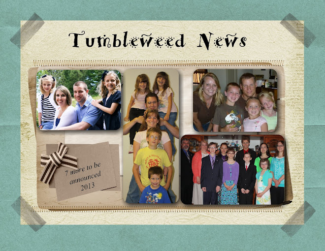 Tumbleweed News