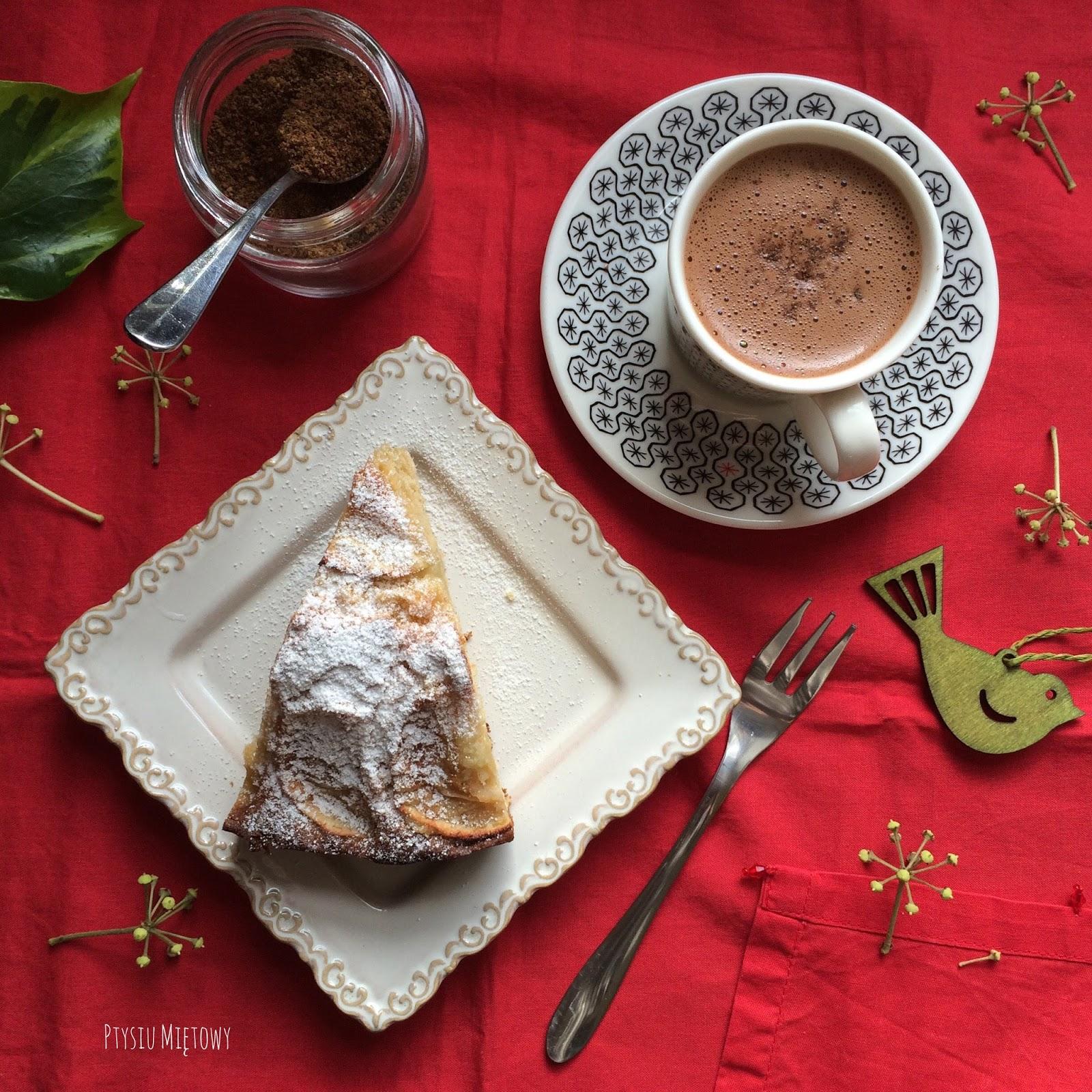 czekolada, ptysiu mietowy