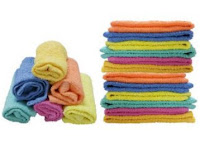 Shopclues : Buy  4 pack of  Face Towels get at flat price of Rs.1 Extra Shipping -Buytoearn