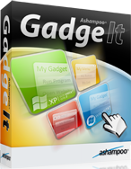 Free Download Ashampoo Gadge It 1.0.1.91 DC 04.02.2013 with Keygen Full Version