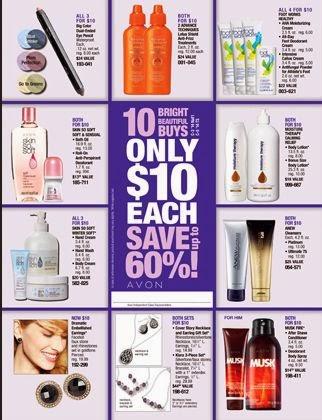 Avon catalog 01 2014
