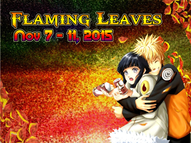 Anunciamentos de Eventos Flamingleaves