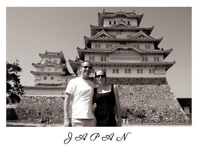 Wedding postcard and table name - Japan