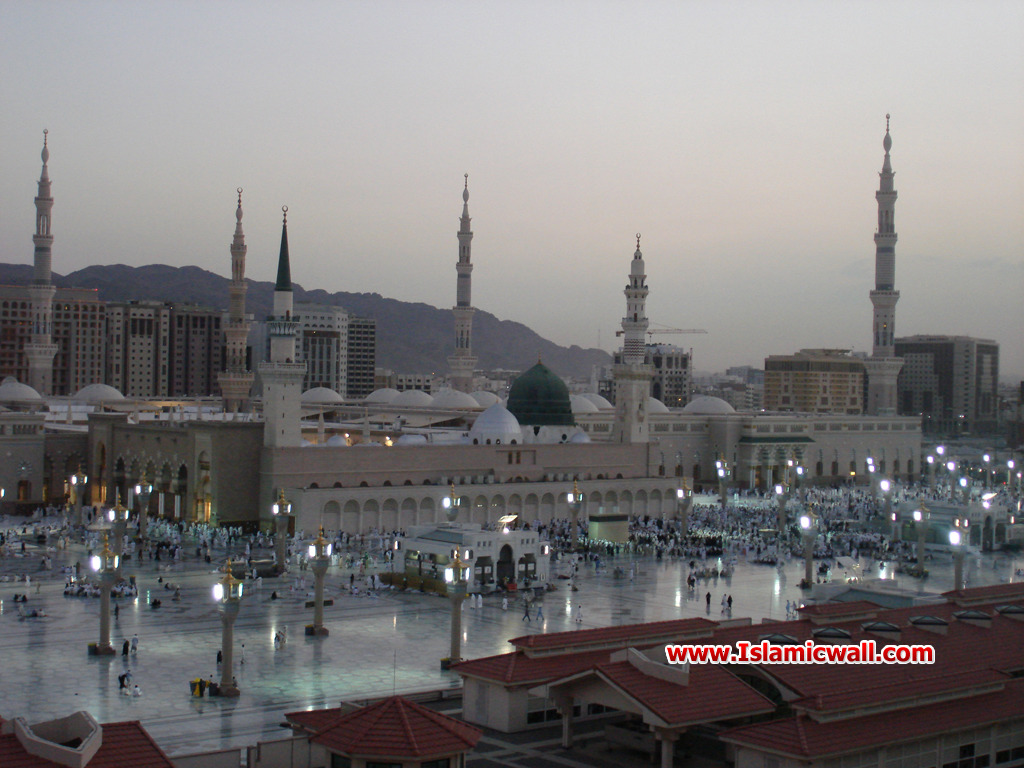 Madina Sharif Old Pic, Check Out Madina Sharif Old Pic ...