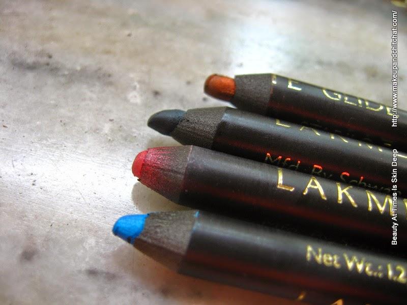 Lakme Color Liners