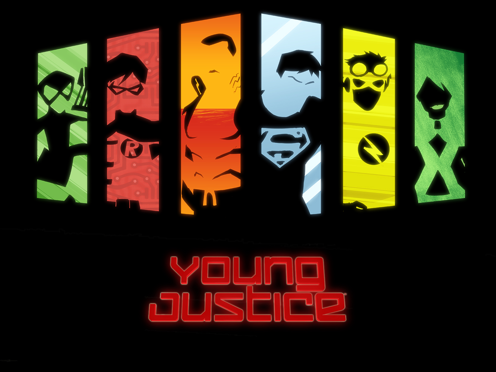 YOUNG JUSTICE EPIS  211 DIOS 23 24 E 25Young Justice Superboy Wallpaper