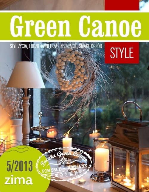 Green Canoe zima 2013