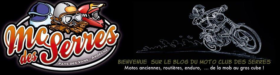 Moto Club des Serres - Pays des Vans - Ardèche
