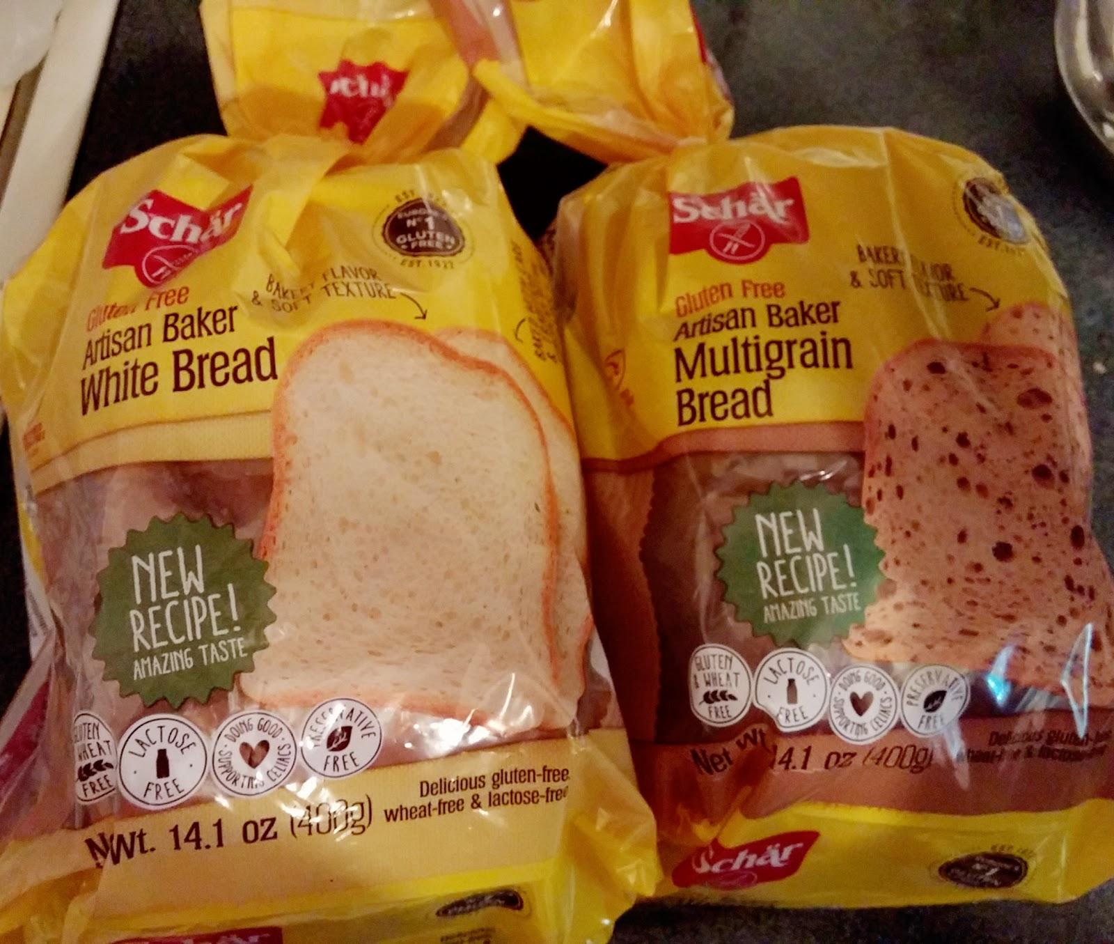 Cook Scrap Craft Schar GlutenFree Artisan Bread