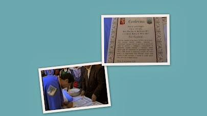 come eravamo...10° anno gemellaggio contrada s. martino di sarteano e rione judea 8.9.96 ..il video