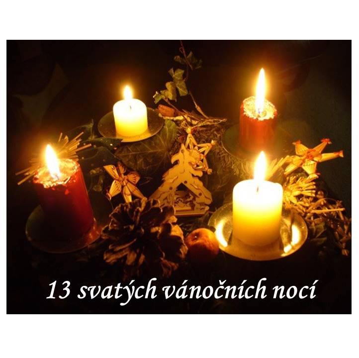 13 sv. vánočních nocí