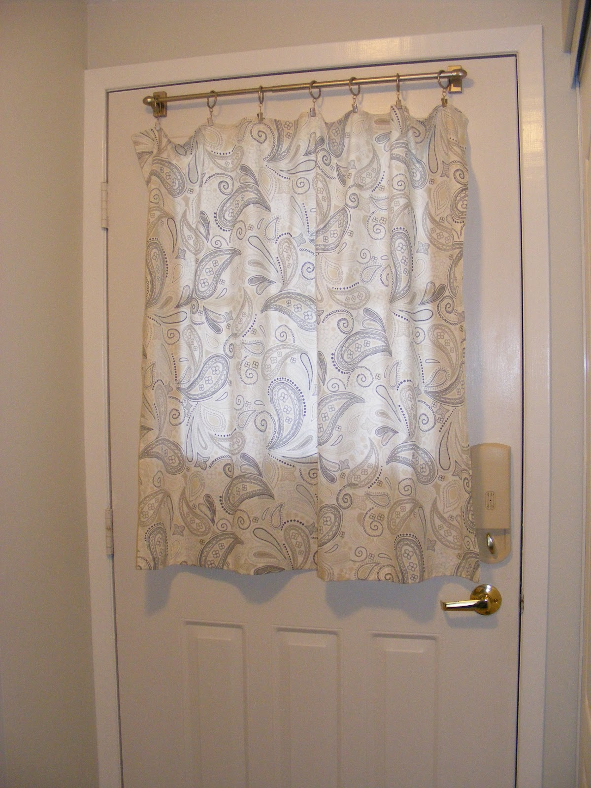 Curtain kitchen ideas decorate the house with beautiful for Door curtain ideas