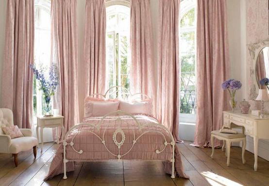 Je veux une chambre romantique et baroque blog for Chambre ado romantique