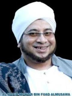Habib Munzir Berdakwah dari pintu ke pintu