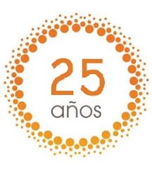 25 años ejerciendo