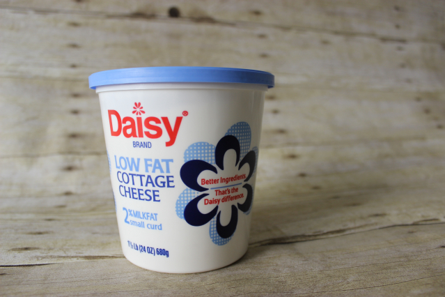 Daisy Cottage Cheese Spaghetti Pie Recipe