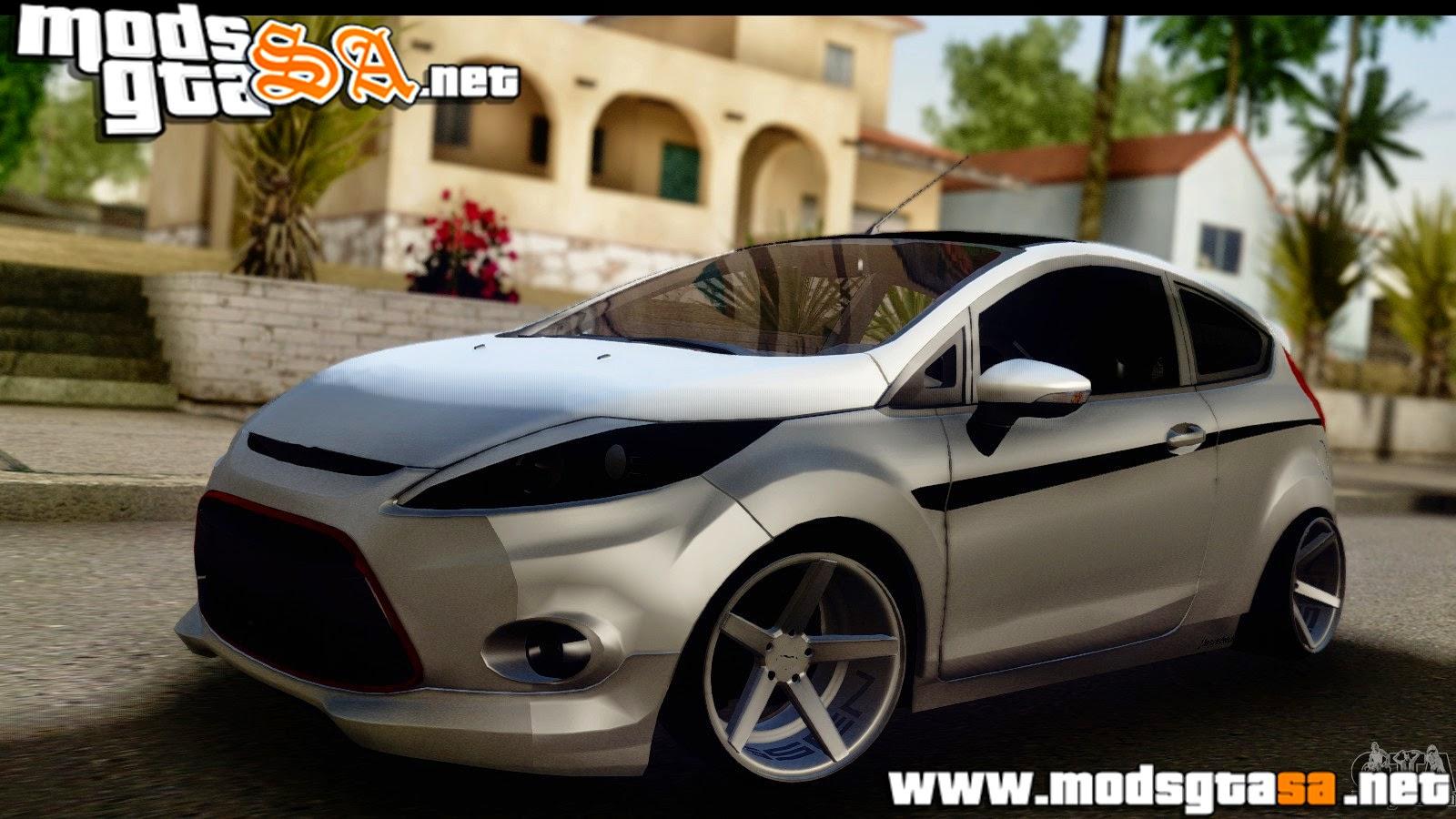 SA - Ford Fiesta