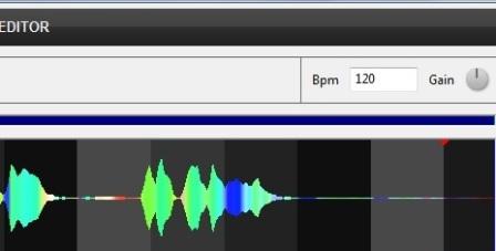 Tool sample editor vdj 8