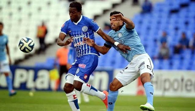 Godoy Cruz vs Belgrano en vivo