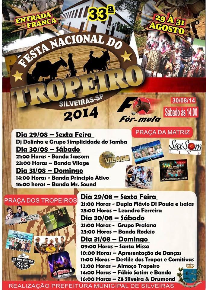 FESTA DO TROPEIRO 2014
