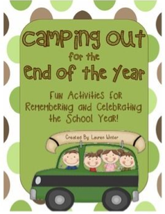 http://www.teacherspayteachers.com/Product/End-of-the-Year-Camp-Out-1247494