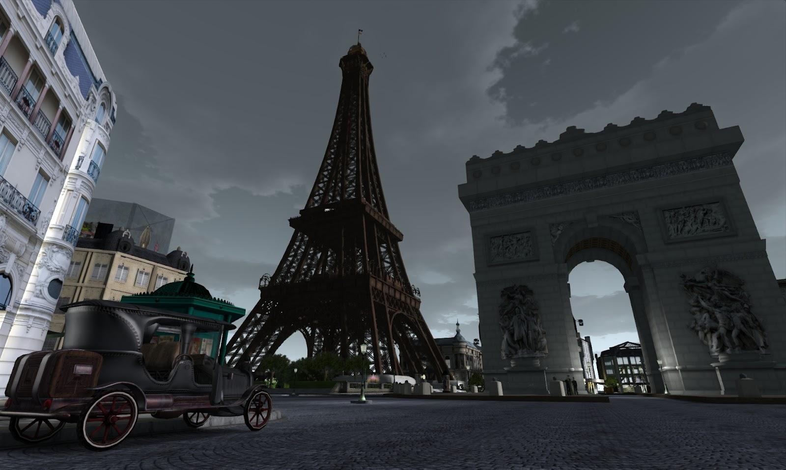 echt virtuell ein paar bilder von paris 1900 und ein fotowettbewerb. Black Bedroom Furniture Sets. Home Design Ideas