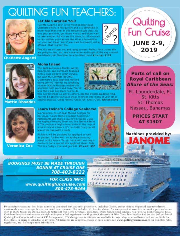 Jaggie Sets Sail