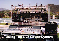 Live Sound EQ image